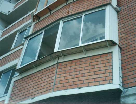 Unsortedостекление комнат, балконов и лоджий. пластиковые о.
